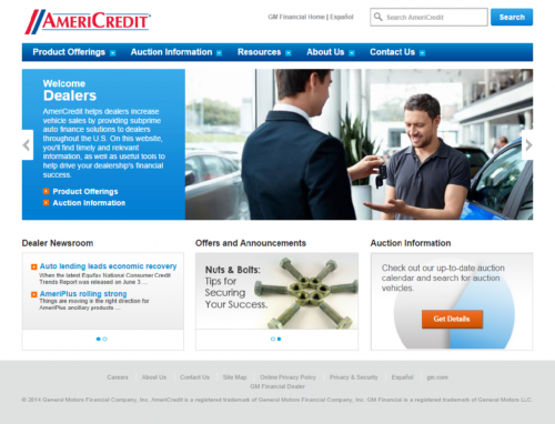 AmeriCredit (2 of 2)