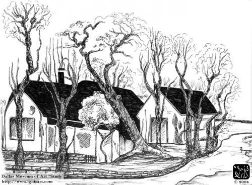 DMA Mondrian House